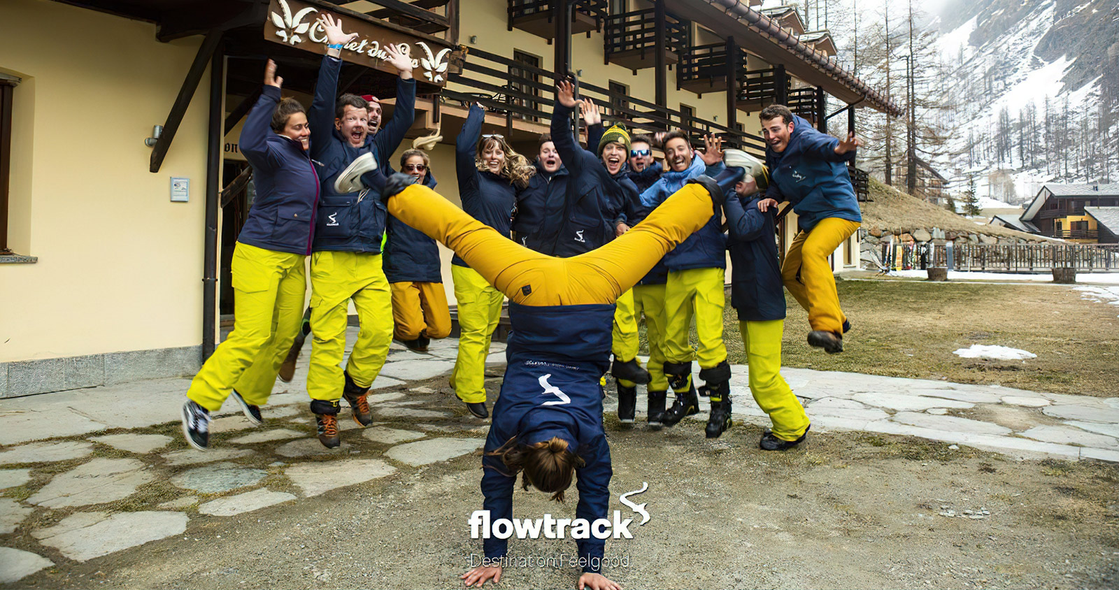 Another great year with the Flowtrack team!
